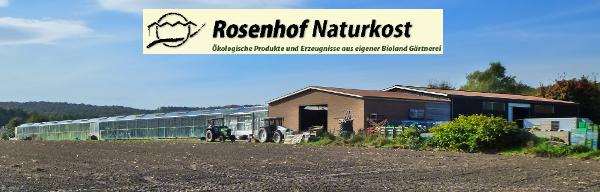 Die Rosenhof Naturkost GbR aus Rehburg - Loccum