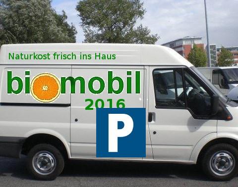 Wir suchen das BioMobil-Team  2016