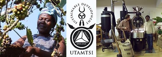UTAMTSI-Kaffee, Biologisch & Fair genießen